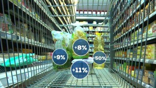 Flambée des prix des matières premières : vos courses vont-elles coûter plus cher ?