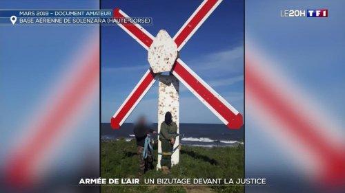 Armée de l'air en Corse : un bizutage devant la justice
