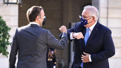 """Brouille diplomatique avec Paris : """"l'Australie sera patiente"""", selon son Premier ministre"""