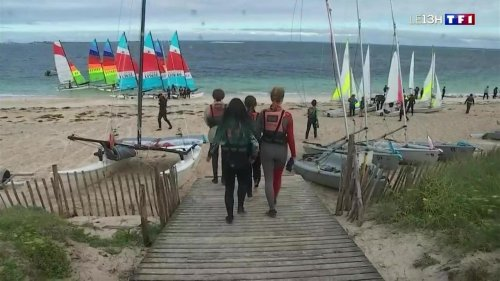 Escapade idyllique sur les Îles Glénan dans le Finistère