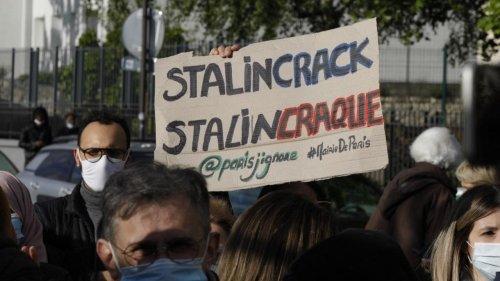 Crack à Paris : un riverain excédé témoigne sur LCI