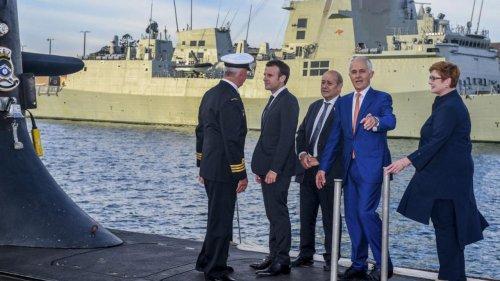 Crise des sous-marins : la surprenante lettre envoyée par l'Australie à la France