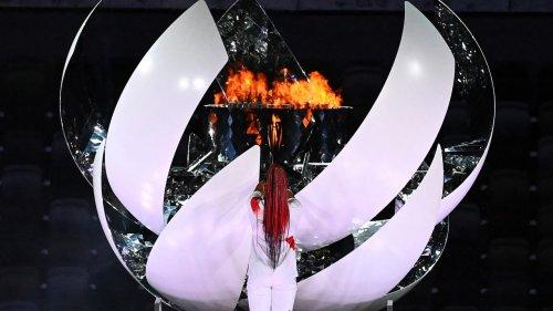 VIDÉO - Soignants, Naomi Osaka, drones... les temps forts de la cérémonie d'ouverture des JO de Tokyo