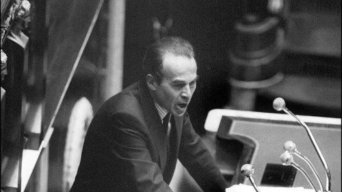 Il y a 40 ans était abolie la peine de mort : les extraits les plus marquants du plaidoyer de Robert Badinter
