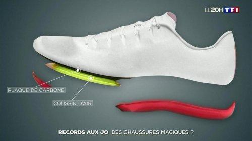 Records aux JO : des chaussures magiques ?