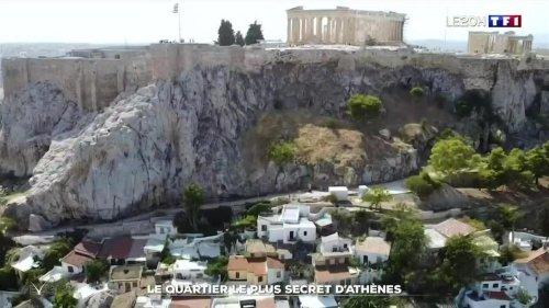 Grèce : à la découverte du quartier le plus secret d'Athènes