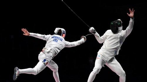 EN DIRECT - JO de Tokyo : Romain Cannone champion olympique à l'épée