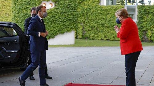 Angela Merkel : de Chirac à Macron, les hauts et les bas du couple franco-allemand
