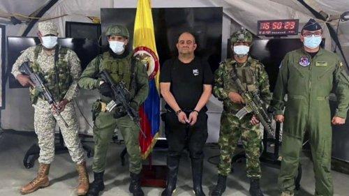 Colombie : Otoniel, le plus grand trafiquant de drogue du pays, arrêté dans la jungle