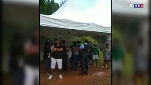 L'épidémie de coronavirus hors de contrôle en Guyane