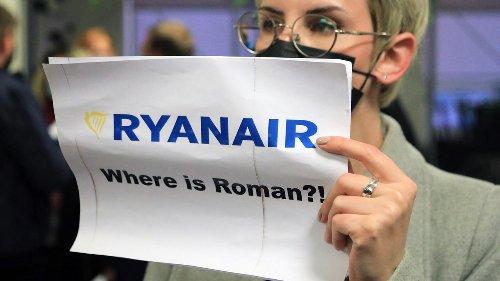 Avion intercepté : la Biélorussie sanctionnée par l'Union européenne