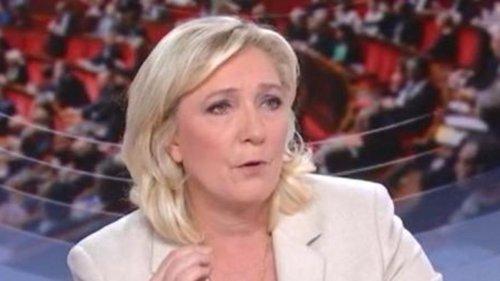 """Présidentielle 2022 : sur LCI, Marine Le Pen dénonce la """"division"""" et les """"propos outranciers"""" d'Éric Zemmour"""