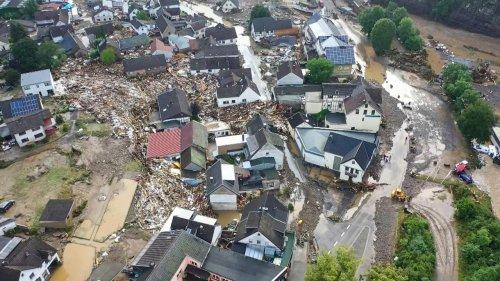 Inondations historiques en Allemagne : le corps d'une femme retrouvé à 300 km aux Pays-Bas