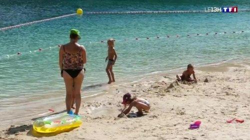"""""""En vacances avec vous"""" : la plage à la montagne à Morillon"""