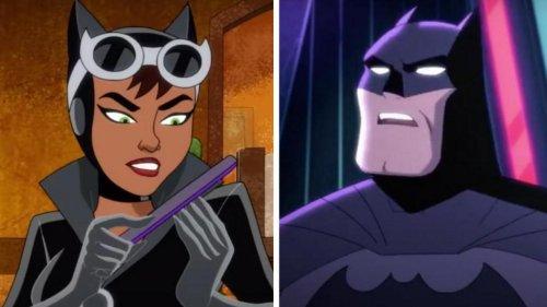 Batman et Catwoman : la scène de sexe interdite qui affole les fans de comics
