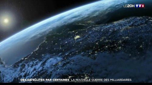 Internet : bientôt tous connectés depuis l'espace ?