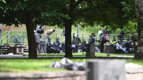 Crack à Paris : le préfet de police et de la région justifient le déplacement des consommateurs