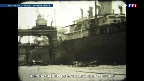Mémoire de mon quartier, l'Estaque à Marseille