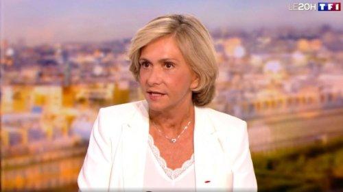 """Valérie Pécresse sur TF1 : """"Je suis candidate pour restaurer la fierté française"""""""