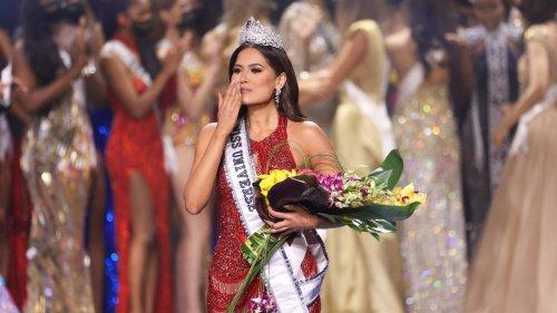 La Mexicaine Andrea Meza sacrée Miss Univers, Amandine Petit aux portes du top 10