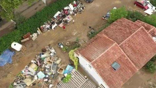 EN DIRECT - Orages et inondations : plus aucun département en vigilance orange