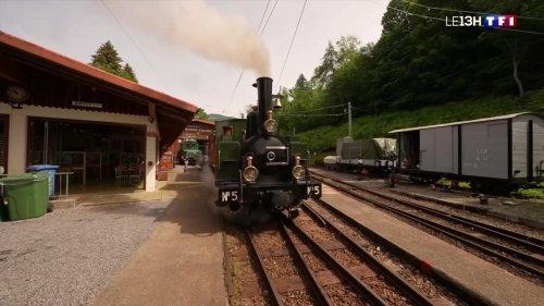 Trains remarquables : balade à vapeur au-dessus du lac Léman