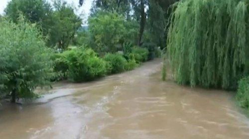 Pluies exceptionnelles dans la Marne : 35 personnes évacuées