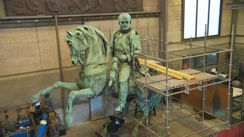 Remplacer la statue de Napoléon par celle de Gisèle Halimi ? Une polémique monumentale s'empare de Rouen
