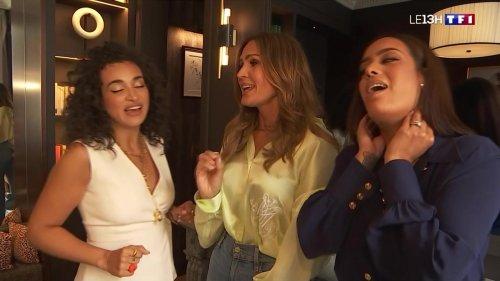"Camélia Jordana, Amel Bent et Vitaa sortent ""Sorore"", un disque en trio"