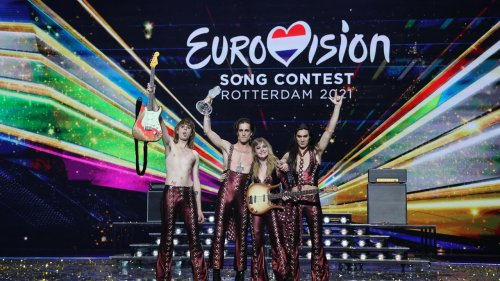 Barbara Pravi 2e, l'Italie couronnée : voici le classement complet de l'Eurovision