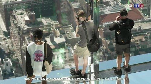 Nouvelle tour de verre à New York : oserez-vous y monter ?