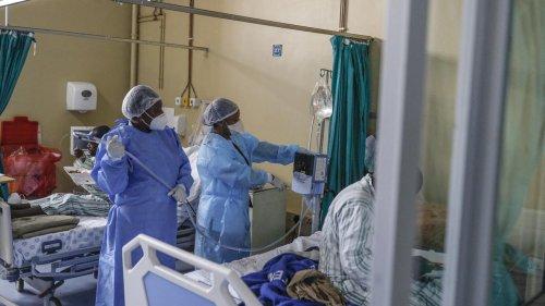 """Covid-19 : en Afrique, une trajectoire de l'épidémie """"très inquiétante"""""""