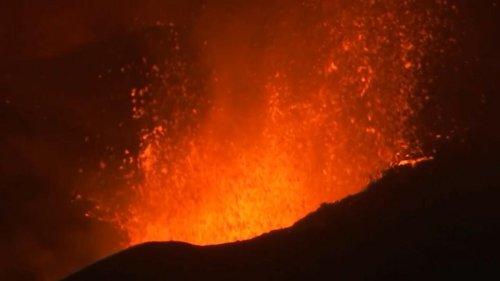 VIDÉO - Volcan aux Canaries : un monstre imprévisible auquel personne n'échappe