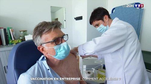 Vaccination en entreprise : pourquoi est-ce si lent ?
