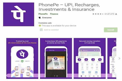 PhonePe App Download for PC (Windows 7, 8,10, MAC)