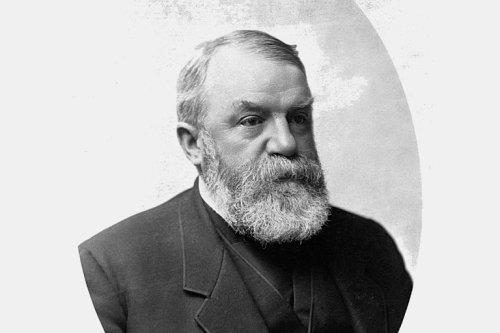 Biography of D. L. Moody, American Evangelist