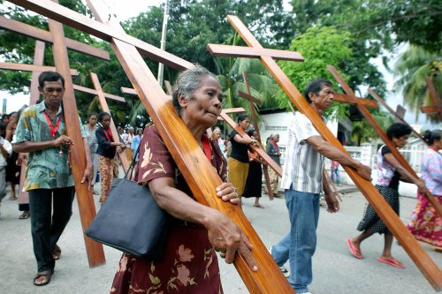 East Timor Religion, a Catholic Community in Southeast Asia