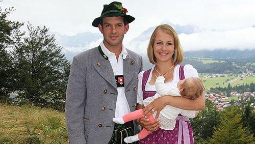 Magdalena Neuner: Biathlon-Superstar und bald Dreifach-Mama