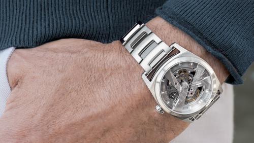 DAY41 Edition 3 : montre de luxe mixte et abordable
