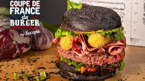 Un burger de Toulouse en lice pour devenir le meilleur burger de France