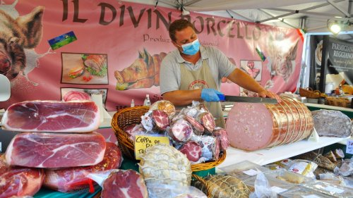 Un immense village de gastronomie italienne envahit Lyon pendant 5 jours