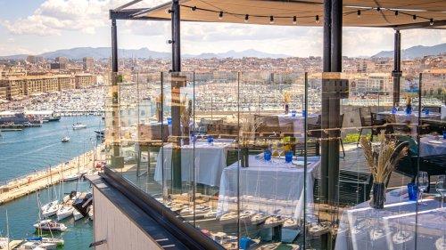 L'Effet Mer, le restaurant panoramique du Sofitel accueille un marché artisans et producteurs