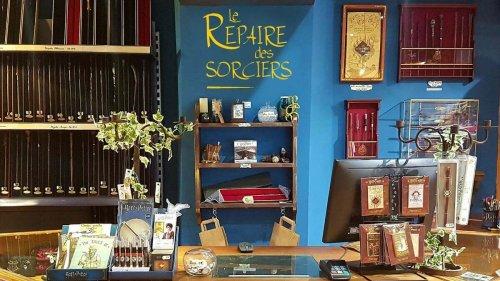 Le Repaire des Sorciers : une boutique dédiée à Harry Potter va ouvrir à la Part-Dieu