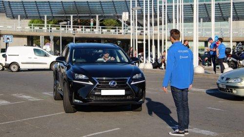 Blue Valet : la solution facile et pas chère pour se garer à l'aéroport de Lyon