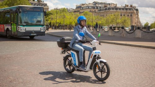 Cooltra lance son service de location de scooters électriques en libre-service à Paris