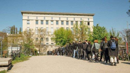 C'est officiel : le Berghain rouvrira samedi prochain avec une programmation de dingue