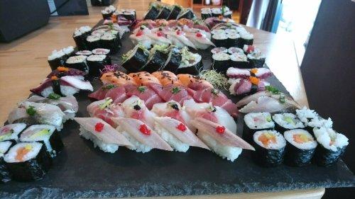 EDO, le délicieux sushi bar comme au Japon en plein coeur de Nantes