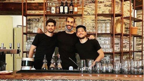 Painbar, la boulangerie qui se transforme en bar et en restaurant sur la place de la République