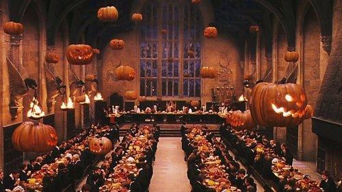 Un grand banquet magique Harry Potter au Grand Hôtel-Dieu fin octobre