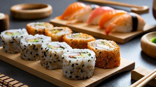 Les meilleurs sushis de Lille c'est par ici !